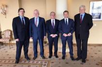 ԵԱՀԿ Մինսկի խմբի համանախագահներն ու Հայաստանի և Ադրբեջանի ԱԳՆ ղեկավարները կհանդիպեն Ժնևում հոկտեմբերի 29-ին