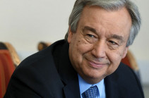 ՄԱԿ-ի գլխավոր քարտուղարը ողջունում է Ղարաբաղում հրադադարի վերաբերյալ պայմանավորվածությունը