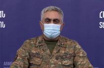Azerbaijani forces took Kubatlu, approached Syunik's gates: MOD representative