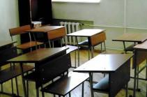 Каникулы в школах Армении продлены еще на две недели из-за коронавируса