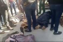В результате российского авиаудара в Идлибе погибли более 70 боевиков, поддерживаемых Турцией