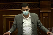 Տիգրան Ուլիխանյանի մանդատը փոխանցվեց Կարապետ Մխչյանին