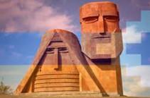 Հայկական սփյուռքը հանրահավաք է անցկացրել Վրաստանում՝ հաջակցություն Լեռնային Ղարաբաղի