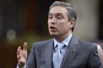 Канада назвала поведение Эрдогана «неприемлемым»