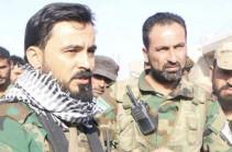 Բարի գալուստ դժոխք. Արցախում սպանվել է «Ֆիրքաթ ալ-Համզայի» հրամանատարներից մեկը