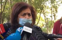 Мы хотим понять, кто стоял за этим преступлением – вдова погибшего 27 октября Арменака Арменакяна