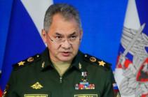 Минобороны России рассматривает обеспечение военной безопасности Союзного государства - Шойгу