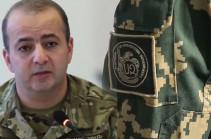 ԱԱԾ սահմանապահ զորքերի շտաբի պետ Գագիկ Թևոսյանը հեռացվել է պաշտոնից