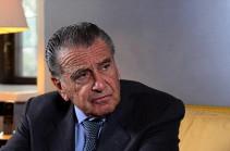 Эдуардо Эрнекян пожертвовал 3,5 млн долларов Всеармянскому фонду «Айастан»
