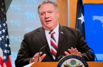 Pompeo pressed Armenian, Azeri leaders abide commitments to cease hostilities