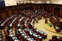 В Армении создается ополчение – законопроект принят в первом чтении