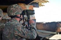 ВС Азербайджана создают базы террористических группировок, деятельность которых может представлять серьезную угрозу для всего региона – Минобороны Арцаха