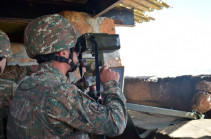 Azerbaijani armed forces create bases for terrorists in sectors Armenian subdivisions left for tactical reasons