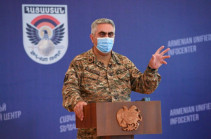 Works on neutralizing sabotage groups continue in few villages of Artsakh; MOD representative