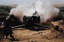 Жесткие бои идут на участке трех сел Аскеранского района, Азербайджан несет большие потери в живой силе – Ваграм Погосян