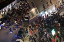 Ֆրանսիայի որոշ քաղաքներում թուրքերը ահաբեկչական վանկարկումներով փնտրել են հայերի (Տեսանյութ)