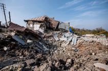 Азербайджан вновь обстрелял Степанакерт из РСЗО «Смерч», два человека ранены (Фото)