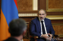Armenia's PM: The issue of Moscow's intervention must be viewed in several ways