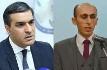 Омбудсмены Армении и Карабаха пригласили всех руководителей дипмиссий и международных организаций посетить Арцах