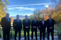 Meeting of Armenian, Azerbaijani FMs ends in Geneva