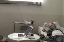 Տարեց հայ կինը անմարդկային վերաբերմունքի է արժանացել Բաքվում (Տեսանյութ)