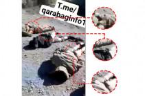 Ակնհայտ է, որ զինվորներից առնվազն չորսը նախքան սպանվելը ռազմագերի է եղել. Արցախի ՄԻՊ-ը՝ սպանված հայ զինծառայողների տեսանյութի մասին