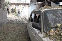 Թշնամին հրետակոծել է ՀԱՊԿ անդամ ՀՀ Սյունիքի մարզի Դավիթ Բեկ բնակավայրը. կան վիրավորներ և բազմաթիվ ավերածություններ (Տեսանյութ)