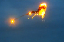Karabakh forces shot down Azerbaijani combat UAV in Stepanakert