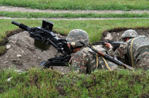 Azerbaijani forces suffer large losses and pushed back in direction of Avetaranots-Sghnakh communities