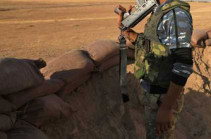 Karabakh Defense Army subdivisions capture another terrorist