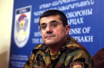 Stepanakert denies news about hitting Artsakh's president's convoy