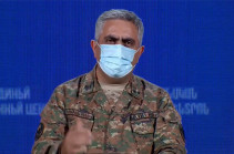 Azerbaijan's land potential seriously damaged, main hope lays on mercenaries: MOD representative