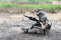 Karabakh defense army subdivisions pursued fleeing enemy and eliminated it