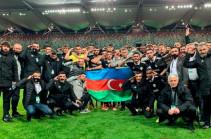 УЕФА отстранил пресс-секретаря «Карабаха» от футбола