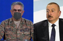 During war you do not search for attackers, they are coming: Hovhannisyan to Aliyev