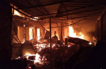 Azerbaijan kept shelling Shushi, Stepanakert overnight, three casualties among civilians reported
