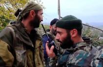 Heroic battles for Taghavard: ArtsakhTV presents coverage from the battlefield (video)