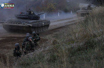 ANNA News Military: Exclusive footage from battles near Shushi (video)