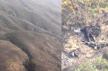 Karabakh's volunteer and militia groups took important position in direction of Berdzor