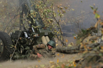 Heavy battles waged in north, south from Shushi Armenian troops register success