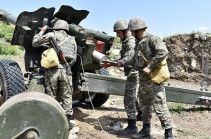 Azerbaijani armed forces bring new forces to take Shushi – MOD representative