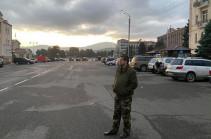 Artsakh President: Today I met one of hardest dawns of my life
