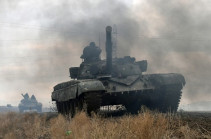 Azerbaijani side suffers serious losses during night fights near Shushi