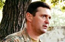 Jalal Harutyunyan's health condition stable