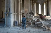 ՌԴ ԱԳՆ-ն կոչ է արել ներգրավել ՅՈՒՆԵՍԿՕ-ին Արցախում մշակութային արժեքների պահպանման գործում