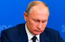 Путин выразил соболезнования в связи со смертью Джигарханяна