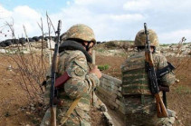 Ceasefire maintained along the entire line of contact of Artsakh-Azerbaijani forces: Defense Army