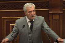 Armenia's defense minister should have already resigned – My Step deputy