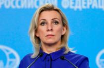 Захарова заявила о значении темы сохранения святынь в Нагорном Карабахе