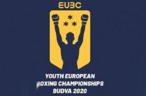 Եվրոպայի երիտասարդական առաջնությունից հայ բռնցքամարտիկները կվերադառնան 5 մեդալով